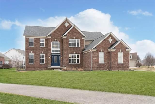 3834 Earhart Drive, Carmel, IN 46074 (MLS #21771843) :: Heard Real Estate Team   eXp Realty, LLC