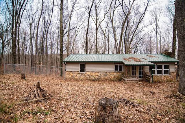 1136 State Road 135 S, Nashville, IN 47448 (MLS #21771852) :: Mike Price Realty Team - RE/MAX Centerstone