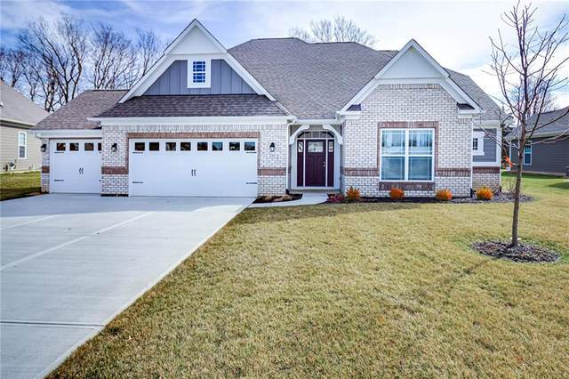 479 Westberry Lane, Greenwood, IN 46142 (MLS #21771855) :: Mike Price Realty Team - RE/MAX Centerstone