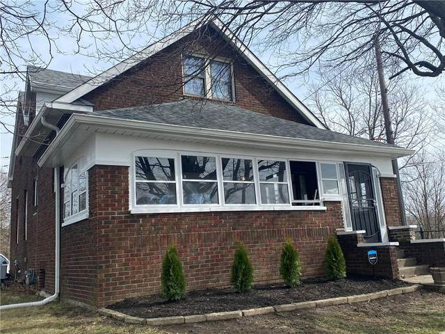 2027 Perkins Avenue, Indianapolis, IN 46203 (MLS #21771863) :: Mike Price Realty Team - RE/MAX Centerstone