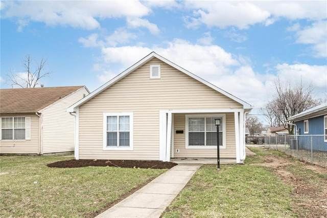 2615 Schofield Avenue, Indianapolis, IN 46218 (MLS #21771889) :: RE/MAX Legacy