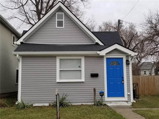 2821 Highland Place, Indianapolis, IN 46208 (MLS #21771890) :: Mike Price Realty Team - RE/MAX Centerstone
