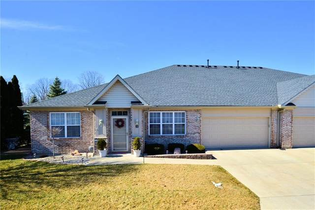6830 Park Square Drive A, Avon, IN 46123 (MLS #21771904) :: The Indy Property Source