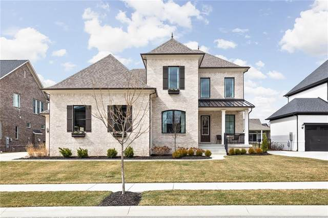 12184 Frenzel Parkway, Carmel, IN 46032 (MLS #21771921) :: Anthony Robinson & AMR Real Estate Group LLC