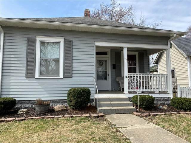 1311 S 19th Street, New Castle, IN 47362 (MLS #21771932) :: Mike Price Realty Team - RE/MAX Centerstone
