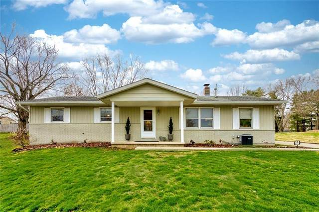5345 W Dunleigh Drive, Bloomington, IN 47404 (MLS #21771952) :: Mike Price Realty Team - RE/MAX Centerstone