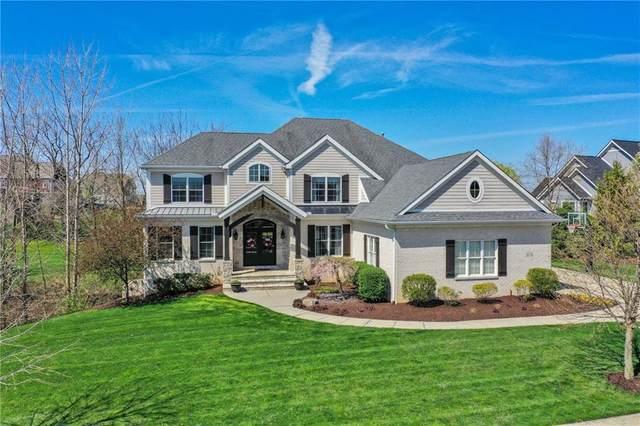 16716 Brookhollow Drive, Westfield, IN 46062 (MLS #21771953) :: Corbett & Company