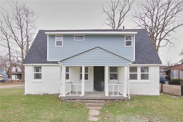 3659 N Euclid Avenue, Indianapolis, IN 46218 (MLS #21771962) :: RE/MAX Legacy