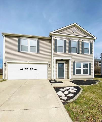 13325 Patriotic Way, Fishers, IN 46037 (MLS #21771991) :: The Indy Property Source