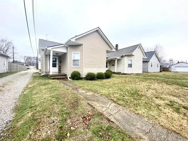 1220 Iowa Street, Columbus, IN 47201 (MLS #21771992) :: Heard Real Estate Team | eXp Realty, LLC