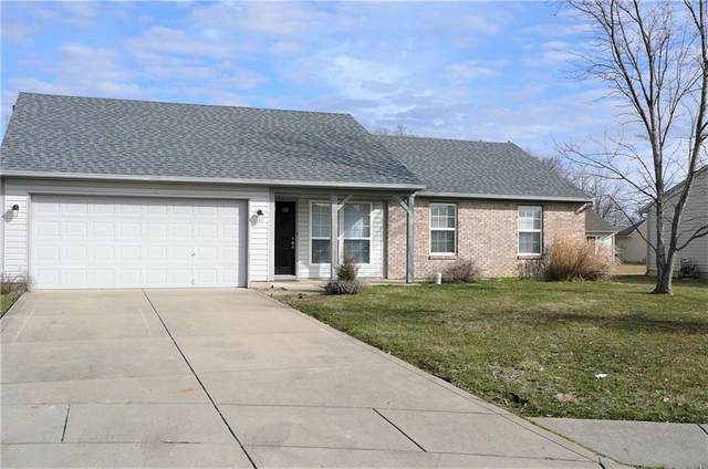 1224 Chipmunk Court, Anderson, IN 46013 (MLS #21773004) :: The Indy Property Source