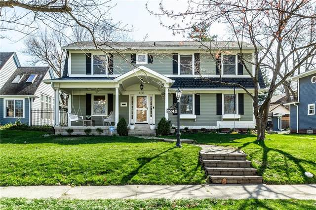 5245 N New Jersey Street, Indianapolis, IN 46220 (MLS #21773009) :: Heard Real Estate Team | eXp Realty, LLC