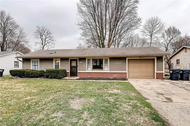 625 Howard Road, Greenwood, IN 46142 (MLS #21773012) :: The Indy Property Source