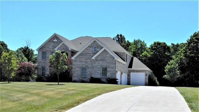 2999 Autumn Rise Drive, Martinsville, IN 46151 (MLS #21773020) :: Heard Real Estate Team | eXp Realty, LLC