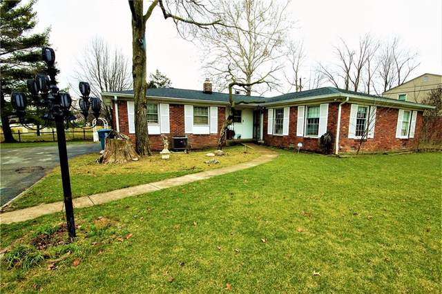 7305 Halsted Drive, Indianapolis, IN 46214 (MLS #21773027) :: The Evelo Team
