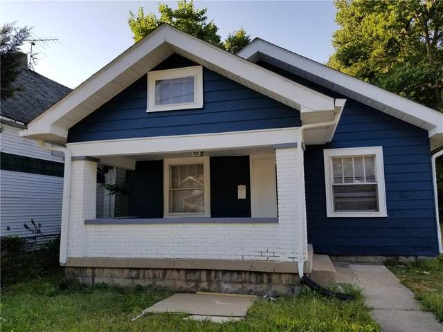 332 W 26th Street, Indianapolis, IN 46208 (MLS #21773032) :: RE/MAX Legacy