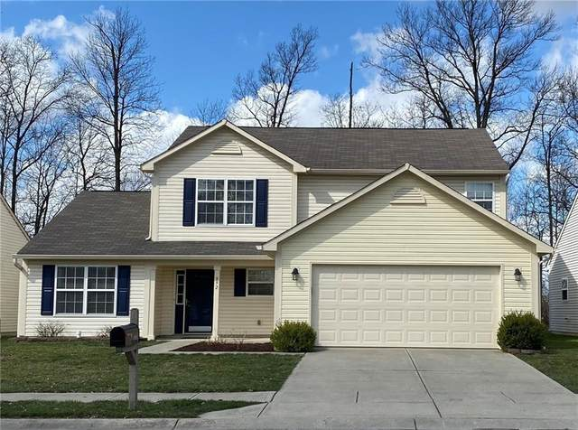 892 Flying Sun Drive, Avon, IN 46123 (MLS #21773035) :: Mike Price Realty Team - RE/MAX Centerstone