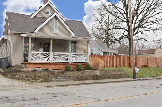 1331 Commerce Avenue, Indianapolis, IN 46201 (MLS #21773036) :: Heard Real Estate Team | eXp Realty, LLC