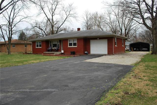 304 Heather Drive, Indianapolis, IN 46214 (MLS #21773041) :: The Indy Property Source