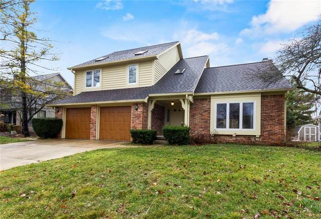 11619 Capistrano Drive, Indianapolis, IN 46236 (MLS #21773052) :: The Indy Property Source