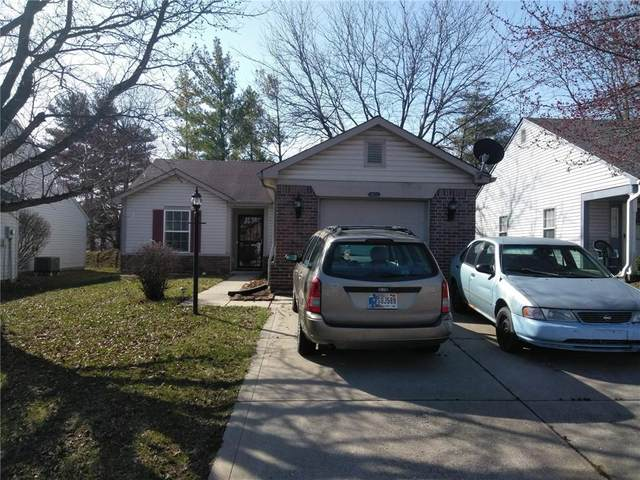 5621 Imperial Woods Circle, Indianapolis, IN 46224 (MLS #21773054) :: Dean Wagner Realtors