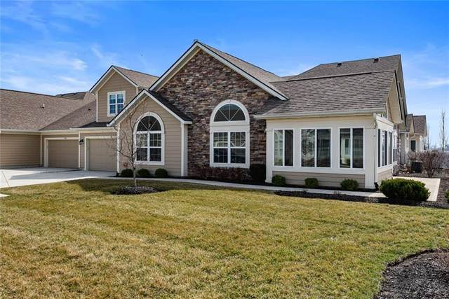 1158 Extraordinary Trail, Greenfield, IN 46140 (MLS #21773057) :: RE/MAX Legacy