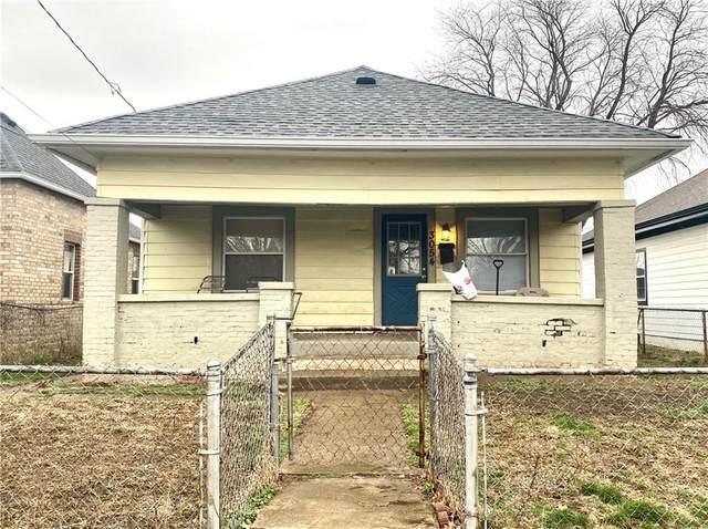 3054 Newton Avenue, Indianapolis, IN 46201 (MLS #21773066) :: Heard Real Estate Team | eXp Realty, LLC