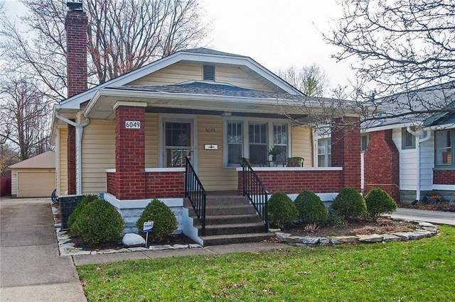 6049 Dewey Avenue, Indianapolis, IN 46219 (MLS #21773087) :: Mike Price Realty Team - RE/MAX Centerstone