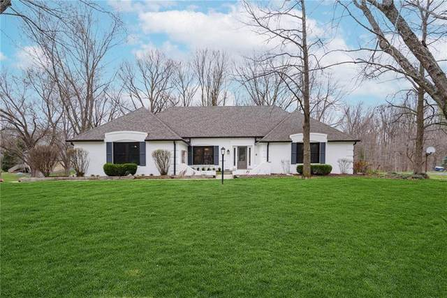 1010 Williamsburg Lane, Zionsville, IN 46077 (MLS #21773092) :: The Indy Property Source