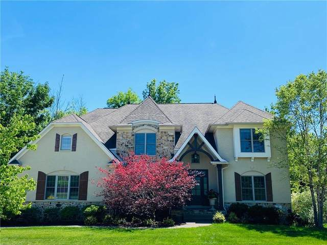 14887 Silent Bluff Court, Fishers, IN 46037 (MLS #21773094) :: Heard Real Estate Team | eXp Realty, LLC