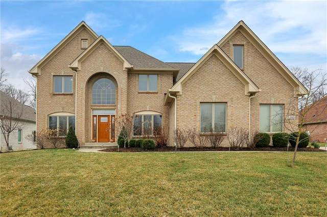 291 Southwind, Greenwood, IN 46142 (MLS #21773116) :: Heard Real Estate Team | eXp Realty, LLC