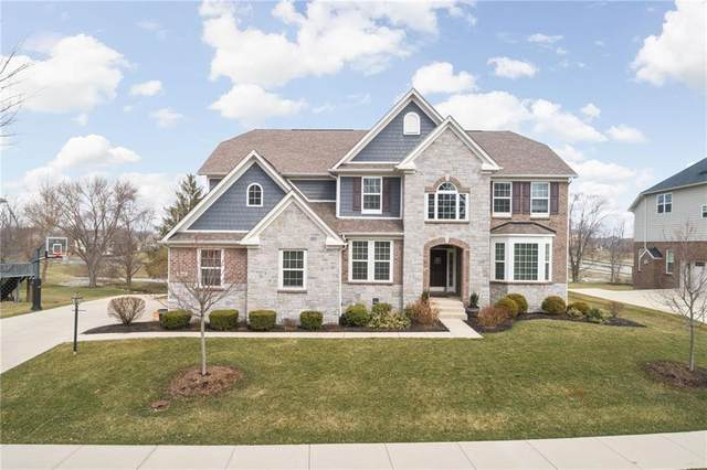 3664 Abney Point Drive, Zionsville, IN 46077 (MLS #21773147) :: Mike Price Realty Team - RE/MAX Centerstone