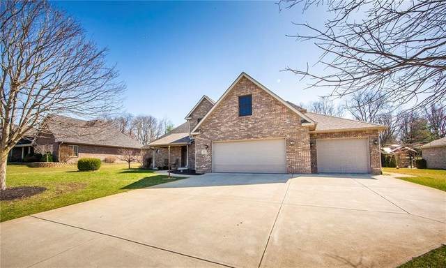 941 W Barouche, Pendleton, IN 46064 (MLS #21773159) :: Mike Price Realty Team - RE/MAX Centerstone