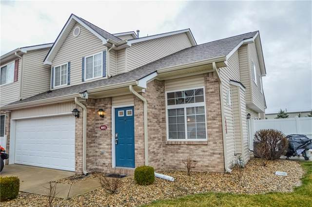 8051 Harbor Walk Lane #9, Indianapolis, IN 46237 (MLS #21773161) :: Ferris Property Group
