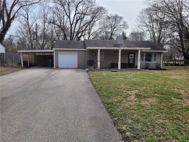 1705 Randall Road, Indianapolis, IN 46240 (MLS #21773173) :: Mike Price Realty Team - RE/MAX Centerstone