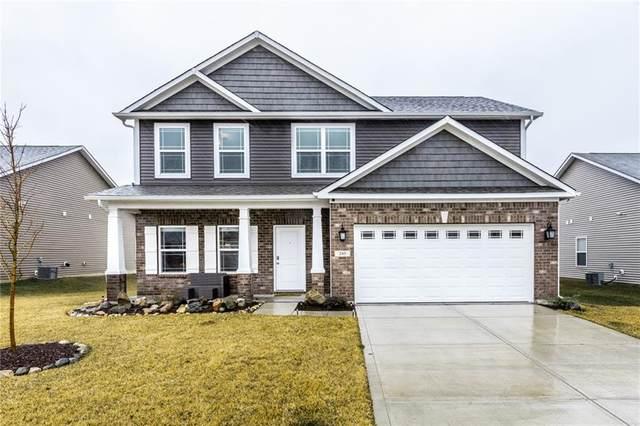 245 Rambling Road, Greenfield, IN 46140 (MLS #21773182) :: Heard Real Estate Team | eXp Realty, LLC