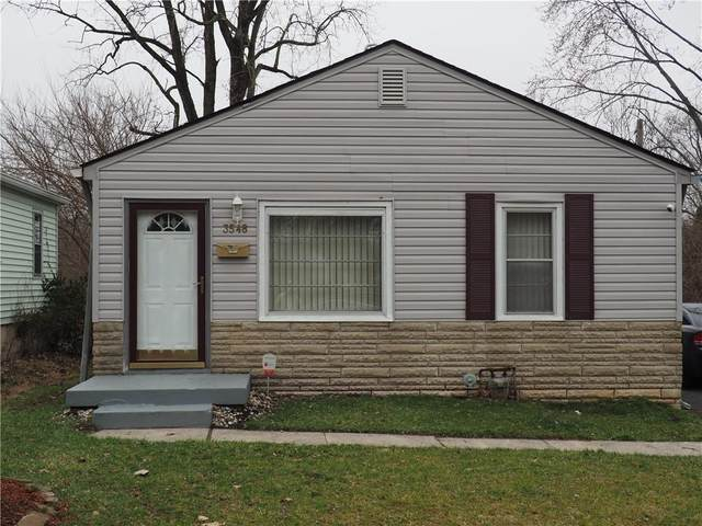 3548 N Olney Street, Indianapolis, IN 46218 (MLS #21773191) :: The Evelo Team