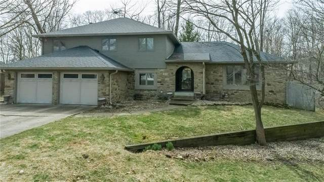 875 W Oakwood Drive, Greenwood, IN 46142 (MLS #21773217) :: The Indy Property Source