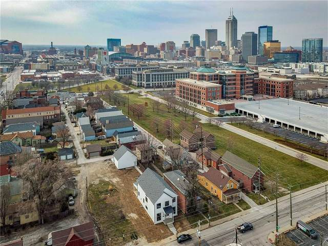 324 S College Avenue, Indianapolis, IN 46202 (MLS #21773280) :: The Indy Property Source