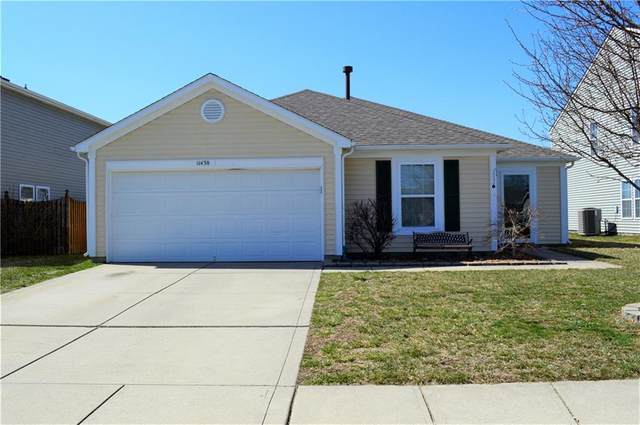 11438 N Meadowbend Way, Monrovia, IN 46157 (MLS #21773291) :: Mike Price Realty Team - RE/MAX Centerstone