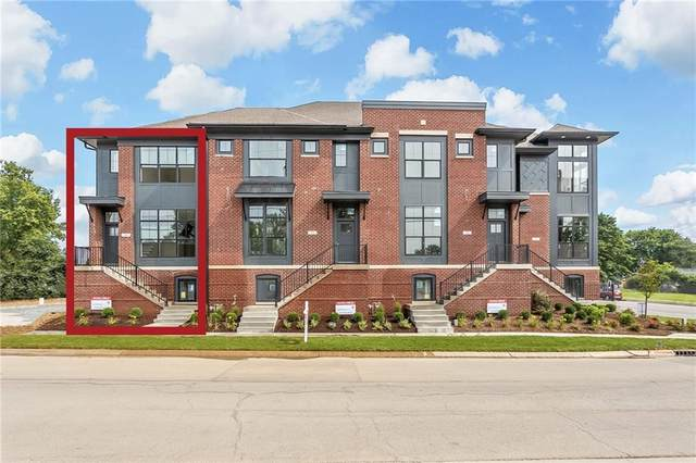 410 Park Street 21A, Westfield, IN 46074 (MLS #21773295) :: The Evelo Team