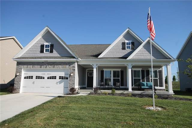 10278 Legacy Drive, Brownsburg, IN 46112 (MLS #21773300) :: Anthony Robinson & AMR Real Estate Group LLC
