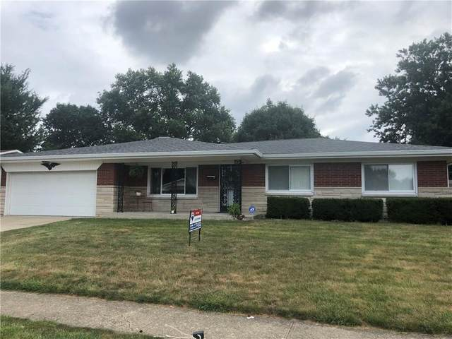 629 Brookside Lane, Plainfield, IN 46168 (MLS #21773306) :: RE/MAX Legacy