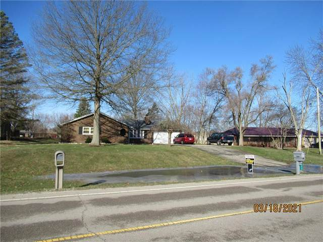 5599 Alexandria Pike, Anderson, IN 46012 (MLS #21773307) :: AR/haus Group Realty