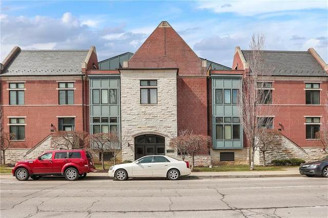 222 N East Street #205, Indianapolis, IN 46204 (MLS #21773325) :: The Evelo Team