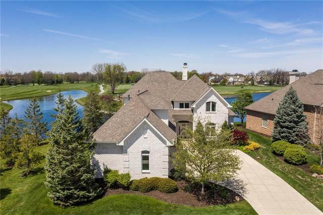 15156 Long Cove Boulevard, Carmel, IN 46033 (MLS #21773334) :: Heard Real Estate Team | eXp Realty, LLC