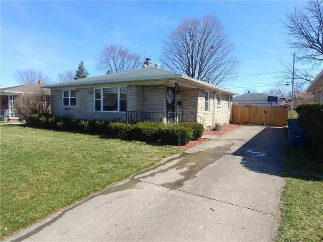 1125 N Layman Avenue, Indianapolis, IN 46219 (MLS #21773335) :: Mike Price Realty Team - RE/MAX Centerstone