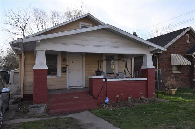 1025 N Tibbs Avenue, Indianapolis, IN 46222 (MLS #21773336) :: Anthony Robinson & AMR Real Estate Group LLC