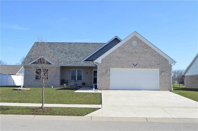 1446 Bontrager Lane, Shelbyville, IN 46176 (MLS #21773343) :: Anthony Robinson & AMR Real Estate Group LLC