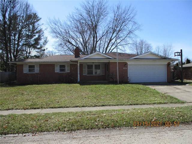 1403 Dallas Drive, Plainfield, IN 46168 (MLS #21773344) :: The Evelo Team